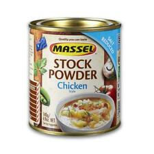 Massel, Bouillon Salt Reduced Stock Powder - No Msg, Gluten-Free, Chicken Flavou