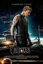 Jupiter Ascending (2015) Movie Poster (24x36) - Channing Tatum, Caine NEW v1