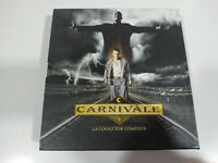 Carnivale Serie Completa Edicion Especial - 12 x DVD + Libro Español Ingles