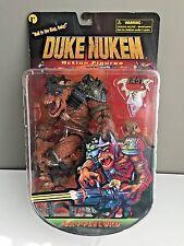 BATTLELORD action figure DUKE NUKEM 1997 3D Realms GT Interactive