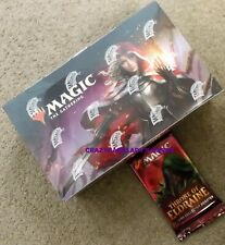MAGIC THRONE OF ELDRAINE BOOSTER BOX & COLLECTOR'S PACK FREE PRIORITY SHIPPING