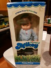 1982 Vintage Fisher Price My Friend Mikey Doll New in Box