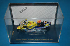 IXO RAB011 - Honda NSR500 Valentino Rossi World Champion 2001 scala 1/24