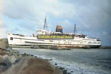 mc0024 - UK Ferry - Duke of Lancaster , built 1956 - photograph 6x4