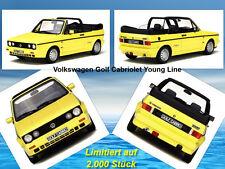 VW Golf Cabrio Young Line  Limitiert auf 2.000 Stück  Otto Models  1:18  NEU
