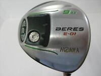 HONMA Fairway BERES E-01 9W 25 Regular 2S ARMRQ6 45