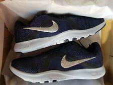 New Nike Flex Trainer 8 PRM  Women size 7 Navy 924340400 in box