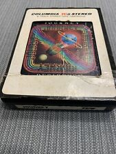 Journey Departure 8 Track Tape Played Throgh Sleeve