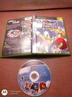 Microsoft OG Xbox Disc No Manual Tested Sonic Heroes Ships Fast