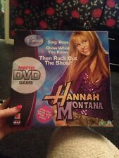 Hannah Montana DVD Game Disney