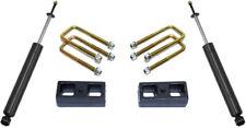 "MaxTrac 2"" Rear Lift Kit w/ Shocks for 05-20 Toyota Tacoma 2WD (6 Lug) 906820"
