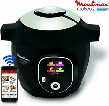 Moulinex Intelligenter Multicooker mit Cookeo + Connect-Anwendung /A133-7nw