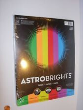 Astrobrights Color Paper 120 Sheets 6 Neon Colors 85 X 11 Office Crafts Project