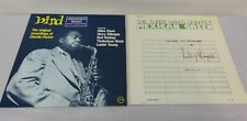 Vintage Vinyl 2 x LP Charlie Parker 'Bird'/The Tubby Hayes Quartet 1981 MOLE 2