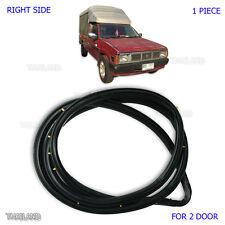 Fits Nissan Navara D21 Big-M 86 - 05 RH Inner Door Body Weatherstrip Rubber Seal