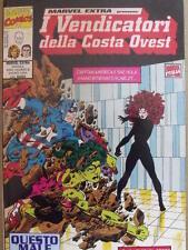 I Vendicatori della Costa Ovest Marvel EXTRA n°2 1994 ed. Marvel Italia  [SP1]