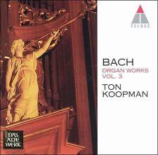 Bach: Organ Works, Vol 3 - Sonatas, BWV 525-530 /Koopman