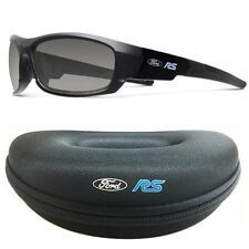 New! Genuine Ford RS Sunglasses complete in RS case Focus Escort Fiesta 3502039
