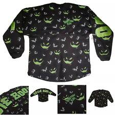 More details for disney oogie boogie spirit jersey/ disney halloween spirit jersey, size xl, bnwt
