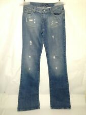 "Revolt Jeans Size 9 Distressed Styled with Rips 31""x36"""