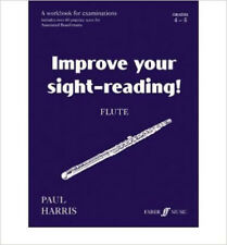 FluteGrades 4 and 5, Very Good, Harris, Paul Book