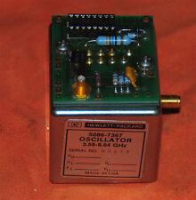 HP 5086-7367 3.57-8.64 GHz Yig Oscillator