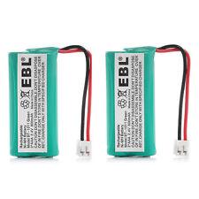 2x 2.4v 900mAh Home Phone Battery for Vtech Bt8300 Bt8001 27909 27911 6010 6030