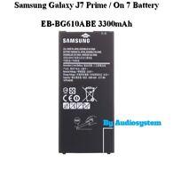 BATTERIA ORIGINALE SAMSUNG per Galaxy J7 Prime SM-G610 ON7 EB-BG610ABE 3300mAh