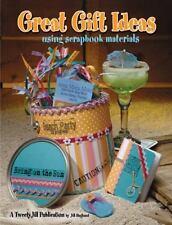 Great Gift Ideas Using Scrapbook Materials