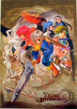 Tales of Innocence Poster Plastic Anime MINT