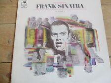 FRANK SINATRA The Essential Frank Sinatra Volume 1 Vinyl LP EX/EX best of
