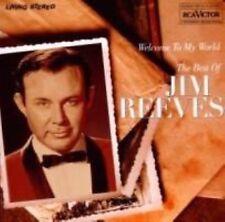 Welcome to My World: Best of Jim Reeves by Jim Reeves (CD, Nov-2009, Camden International)