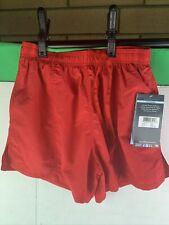 Dolfin Men's Nylon Swimwear Shorts built in brief swim trunks vintage beach SZ S