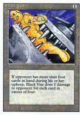 Black Vise / Todespresse - Revised Edition - Magic - EX - ENG