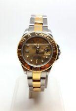 Rolex Yacht-Master Ladies Stainless Steel & 18k Gold Watch 69623 (4394)