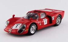 BEST MODEL BES9647 - Alfa Romeo 33.2 Test Le Mans - 1968 Bianchi  1/43