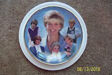 "Danbury Mint Princess Diana ""THE PEOPLES PRINCESS"" Collectible Plate"