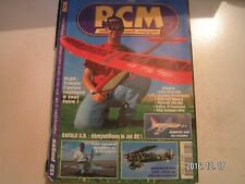 ** Revue RCM n°245 Plan encarté Mosquito / Silky Wind K&S / Hunter 400 Robbe
