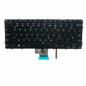 For Dell XPS 15 9530 M3800 Backlit Keyboard HYYWM 0HYYWM