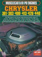 Mopar Engines 361 383 400 413 426 440 Chrysler Dodge Plymouth