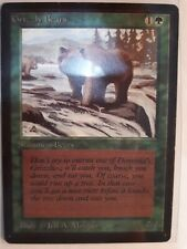 Grizzly Bears BETA LIGHT/MODERATE PLAY MTG