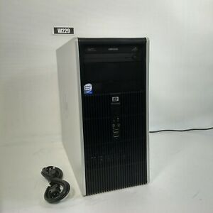 HP COMPAQ DC5700 MT CORE 2 DUO E4500 8GB 500GB WIN 7 PRO W229