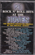 New Sealed Cassette Various 21 Rock'n Roll Hits At The Movies Original Sound