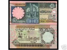 LIBYA AFRICA 1/4 DINAR P57 B 1991 TREE RUIN UNC X 10 Pcs Lot NOTE CURRENCY MONEY