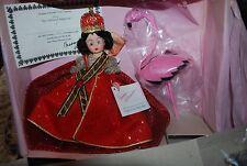 The Queen Of Hearts Plays Croquet Walt Disney Sp. Ed 10'' Madame Alexander Doll