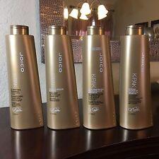 Joico K-Pak: Clarifying Shampoo, Cuticle Sealer, Reconstructor, Intense Hydrator