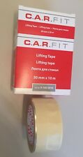 carfit CF Lifting Tape Stegoband Abdeckband Maskingtape Klebeband 50mm x 10m