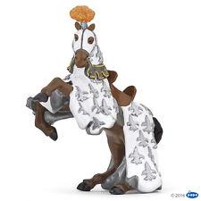 Papo 39792 caballo del príncipe Philips blanco 13 cm caballero mundo