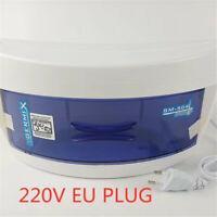 UV Ultraviolet Ozone Sterilizer Disinfection Case Box Machine Dental Cabinet EU