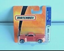 Chevy SS Matchbox R MBX Metal No 18 Cast Short Card New Sealed Die Cast
